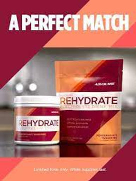 Pomegranate Tangerine Rehydrate Pouches
