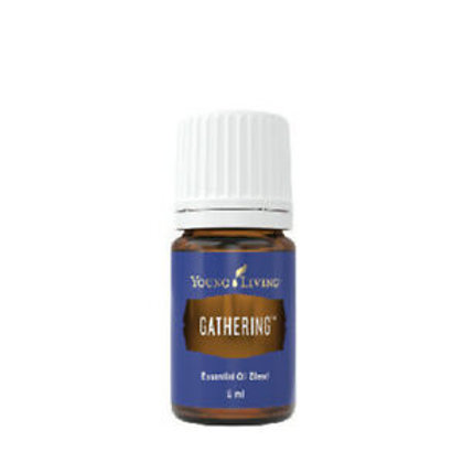 Gathering Essential Oil