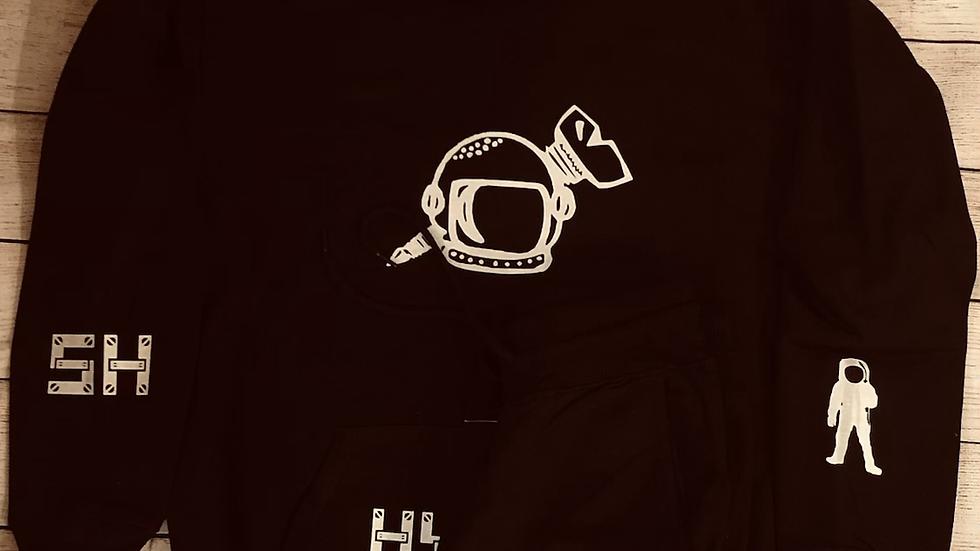 Black Screwhead Sweatsuit