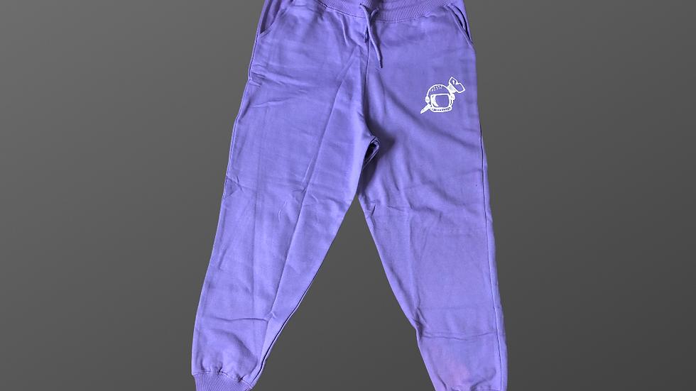 Lavender Screwhead Sweats