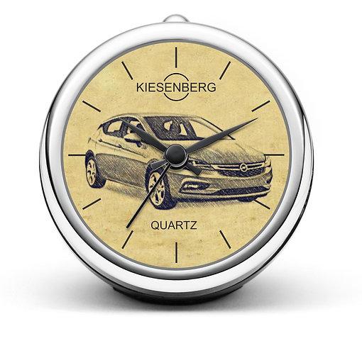 Für Opel Astra K Fan Tischuhr T-4660