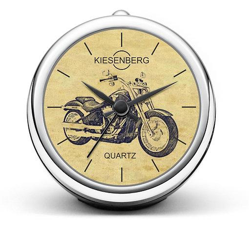 Für Harley Davidson Fat Boy 2018 Motorrad Fan Tischuhr T-20407