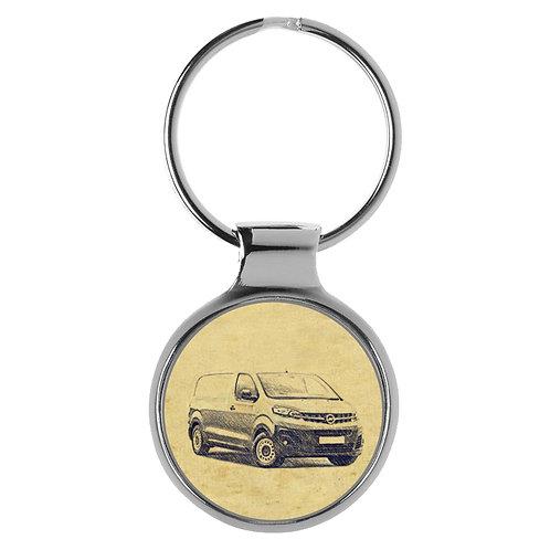 Für Opel Zafira Life Fan Schlüsselanhänger A-4584