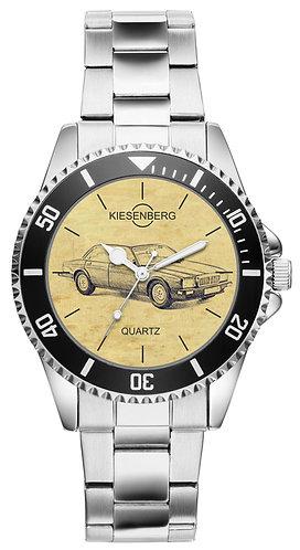 Für Jaguar XJ 40 Oldtimer Fan Armbanduhr 6371