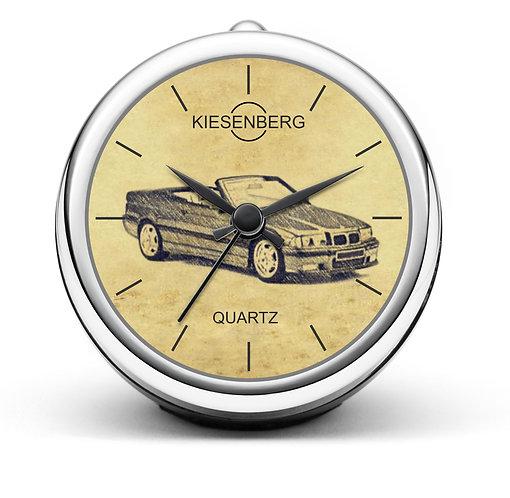 Für BMW M3 E36 Fan Tischuhr T-5722