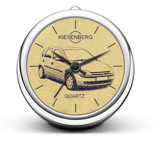 Für Opel Corsa C Fan Tischuhr T-4645