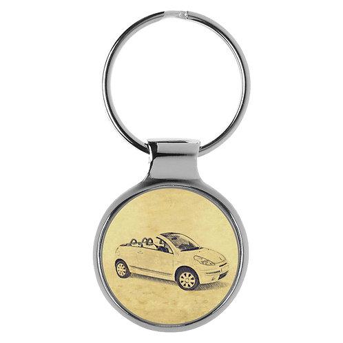 Für Citroen C3 Pluriel Cabrio Fan Schlüsselanhänger A-5592