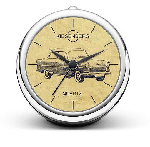 Für Opel Olympia/Rekord P1 Fan Tischuhr T-4076