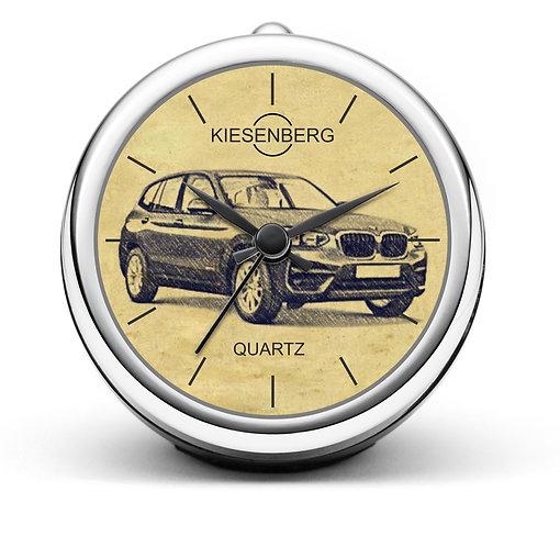 Für BMW X3 G01 Fan Tischuhr T-4628