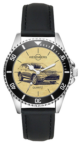 Für Mitsubishi Outlander III Modellpflege Fan Armbanduhr L-4902