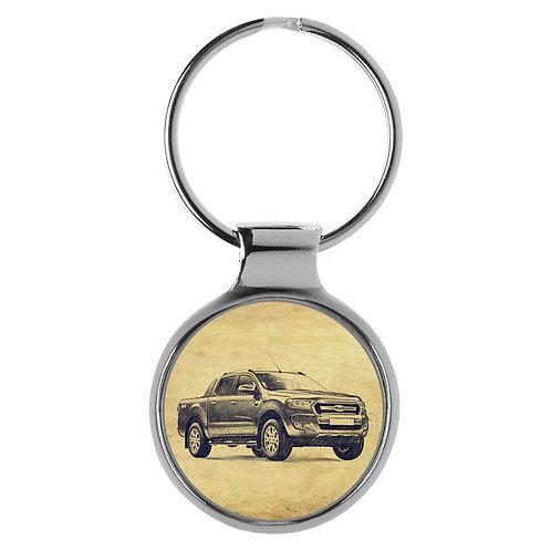 Für Ford Ranger Fan Schlüsselanhänger A-6277
