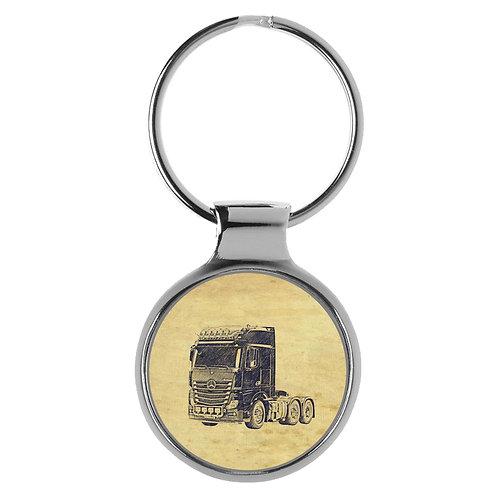Für Mercedes Actros LKW Fan Schlüsselanhänger A-20459