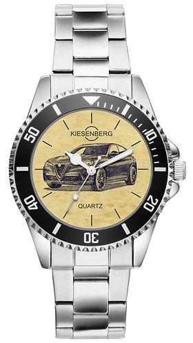 Für Alfa Romeo Stelvio Fan Armbanduhr 20340
