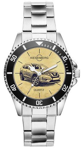 Für Nissan X-Trail III Modellpflege Fan Armbanduhr 5701
