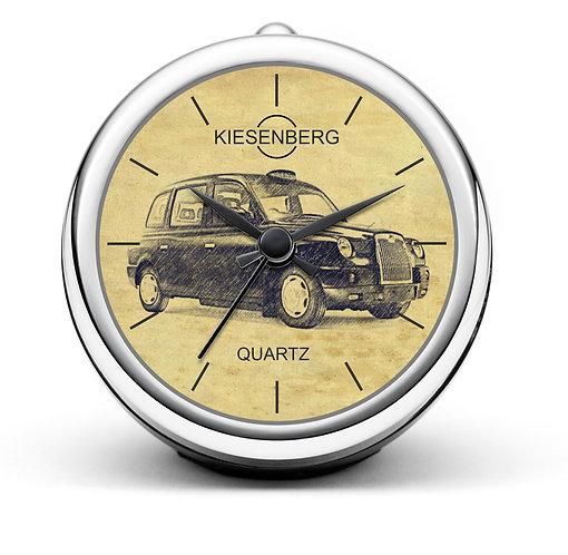 Für Black Cabs London Taxi Fan Tischuhr T-20763