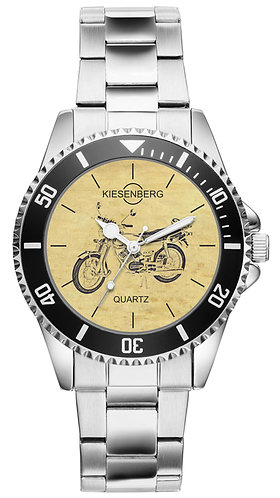 Für Hercules K 50 Motorrad Fan Armbanduhr 20584