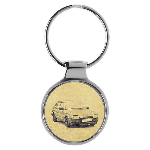 Für Ford Escort' 86 Fan Schlüsselanhänger A-4942