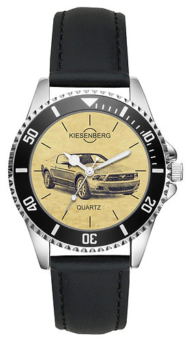 Für Ford Mustang V Fan Armbanduhr L-4924