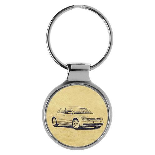 Für VW Phaeton Modellpflege 2 Fan Schlüsselanhänger A-5026