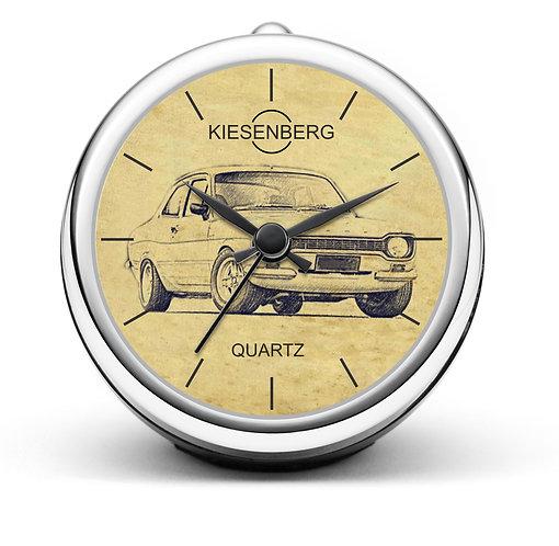 Für Ford Escort I Oldtimer Fan Tischuhr T-6417