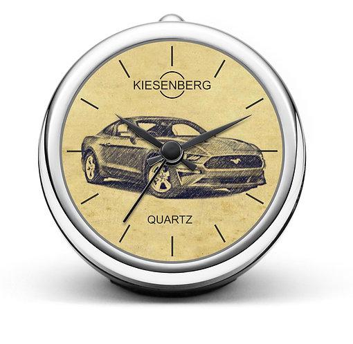 Für Ford Mustang VI Fan Tischuhr T-4921