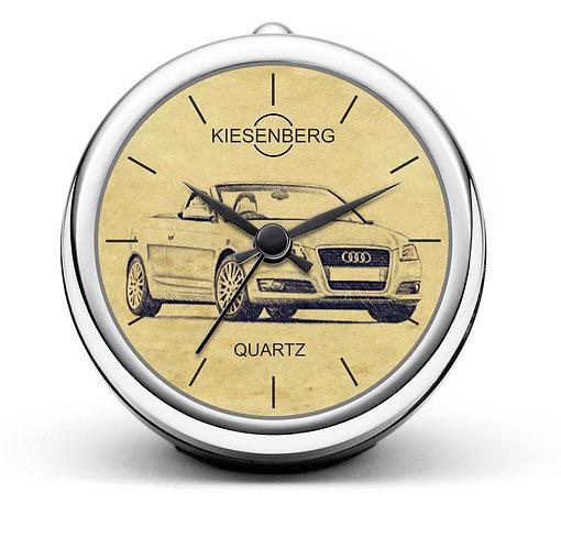 Für Audi A3 8P Cabrio Fan Tischuhr T-5101