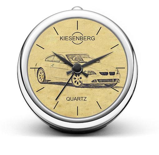 Für BMW E63 6er Coupe Fan Tischuhr T-4614