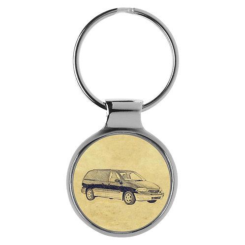 Für Ford Windstar Modellpflege 2 Fan Schlüsselanhänger A-4978