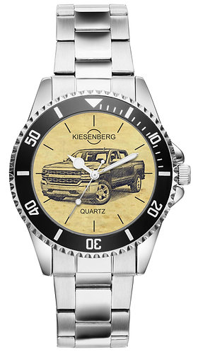 Für Chevrolet Silverado Fan Armbanduhr 20707