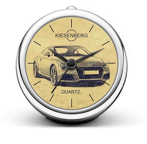 Für Audi TT 8S Coupe Modellpflege Fan Tischuhr T-5125
