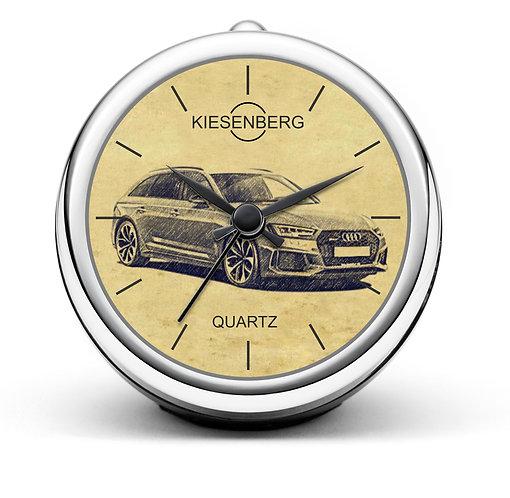 Für Audi RS4 B9 Fan Tischuhr T-5111