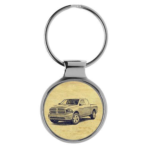 Für Dodge Ram 1500 Fan Schlüsselanhänger A-20705