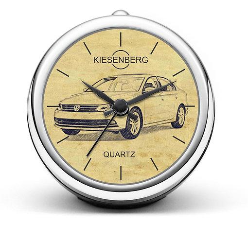 Für VW Jetta 6 Modellpflege Fan Tischuhr T-20373