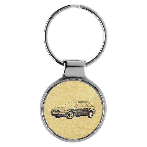Für Audi Avant RS 2 Fan Schlüsselanhänger A-4044