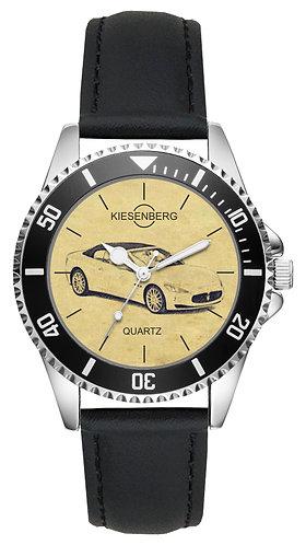 Für Maserati Cran Cabrio Fan Armbanduhr L-4597