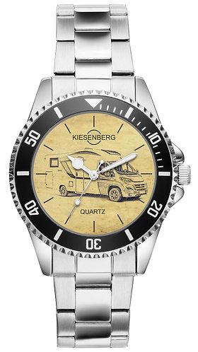 Für Bürstner Ixeo Time IT 726 Wohnmobil Fan Armbanduhr 6575