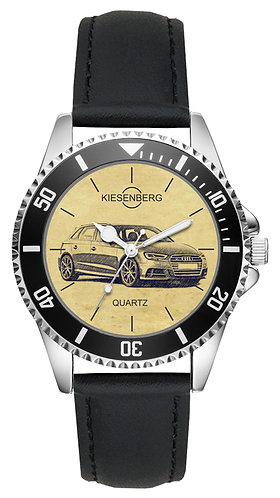 Für Audi S3 8V Sportback Fan Armbanduhr L-5093