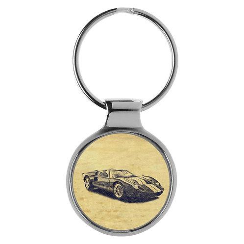 Für Ford GT 40 Fan Schlüsselanhänger A-6439