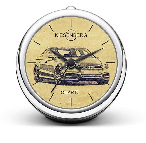 Für Audi S3 8V Limousine Fan Tischuhr T-5097