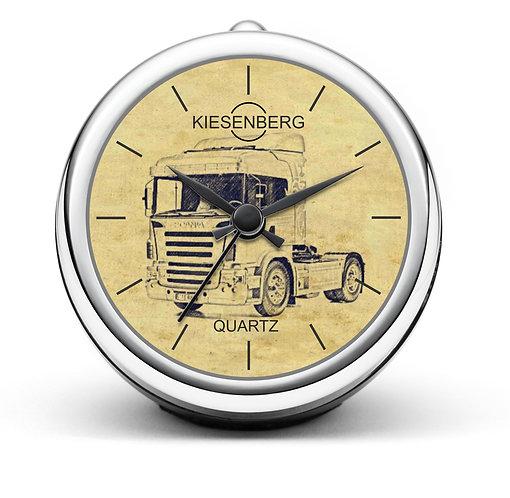 Für Scania R 470 LKW Trucker Fan Tischuhr T-20473