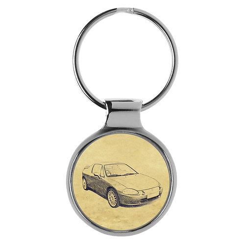 Für Honda CRX del Sol Fan Schlüsselanhänger A-5300