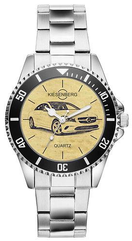Für Mercedes CLA Coupe Fan Armbanduhr 6293