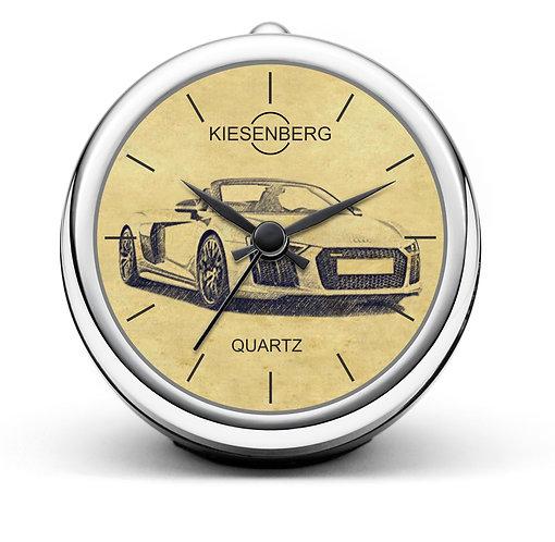 Für Audi R8 4S Spyder Fan Tischuhr T-5142