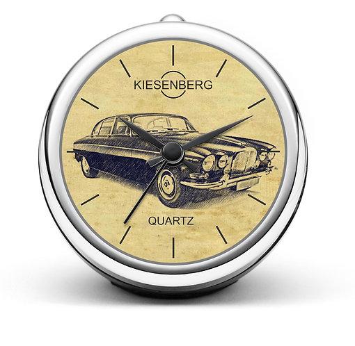 Für Jaguar 420G Oldtimer Fan Tischuhr T-6363