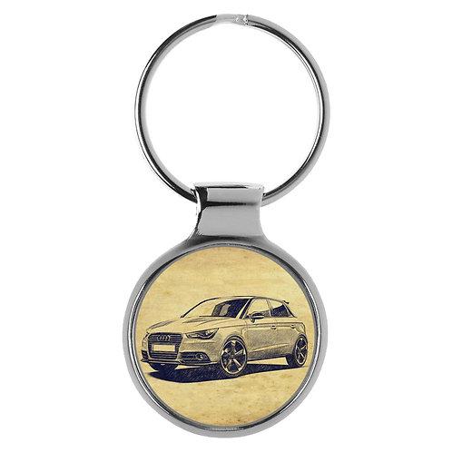 Für Audi A1 S1 RS1 Fan Schlüsselanhänger A-6270