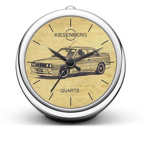 Für BMW E30 Fan Tischuhr T-20365
