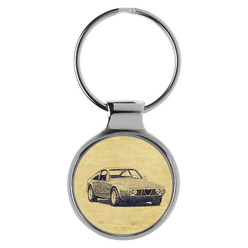 Für Alfa Romeo Junior Zagato Fan Schlüsselanhänger A-4013