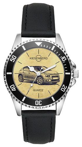 Für Citroen C3 III Fan Armbanduhr L-5526
