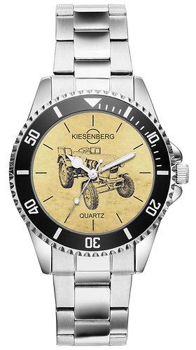 Für Eicher Panther EM 295B Fan Armbanduhr 5507