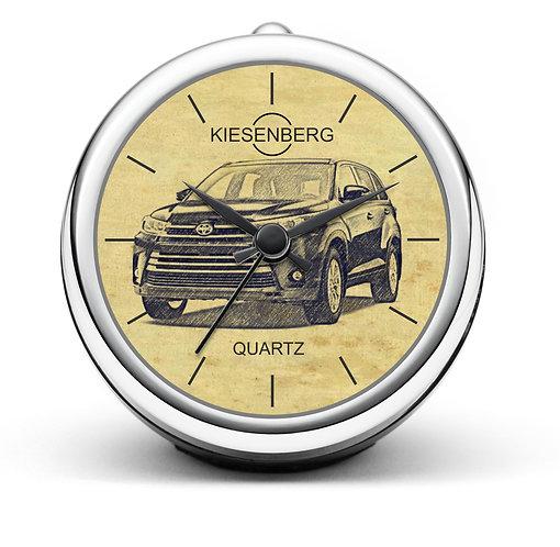 Für Toyota Highlander Fan Tischuhr T-20676